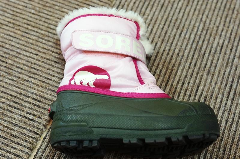 ソレル ブーツ