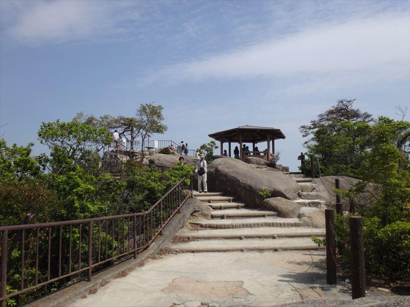 獅子岩展望台