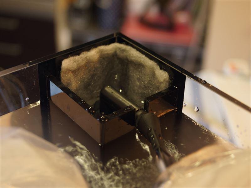 クロスミニ活性炭