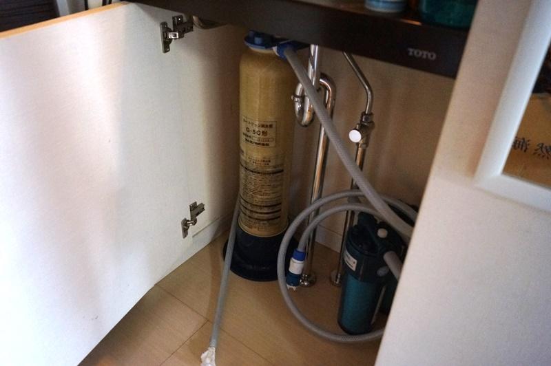 オルガノ浄水器