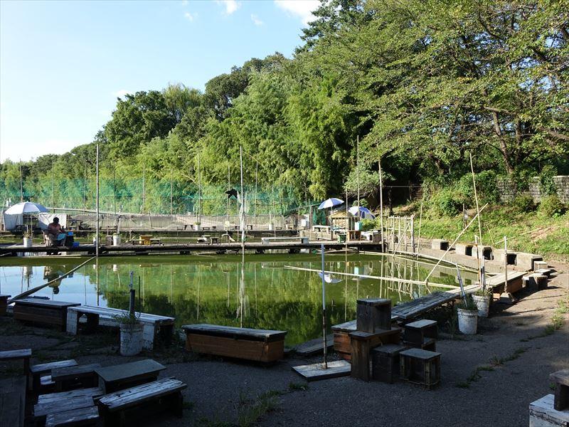 道満河岸釣り場