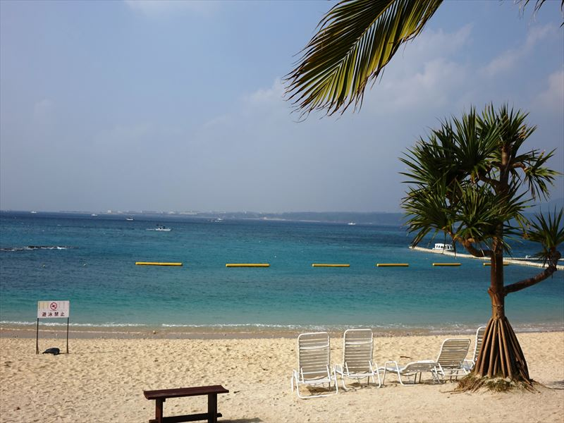 カヌチャ プライベートビーチ