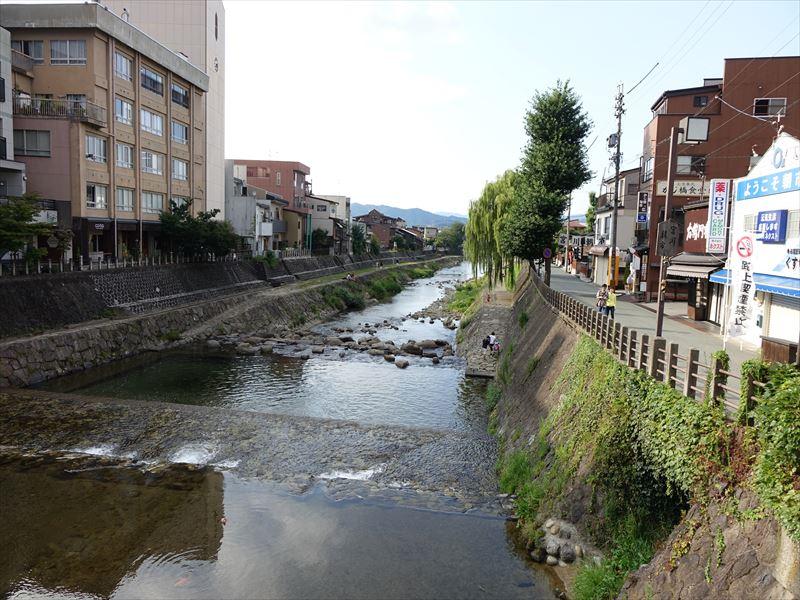 飛騨高山市街