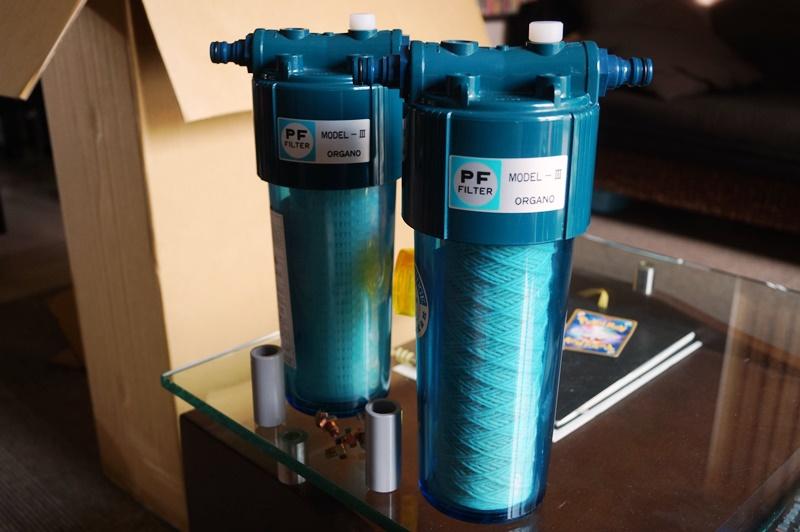 オルガノ純水器